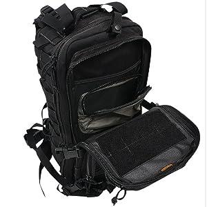 b70c69493ed8 Amazon   [マグフォース] Superfalcon Backpack BLACK MF-0515   タウン ...