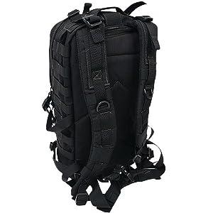 e9af9db30d89 MF-0503/Falcon Backpackよりも一回り大きなタイプで、1~2日分のアウドドアや旅行に十分な容量35リットルの収納機能性に適した タクティカルバックパック。