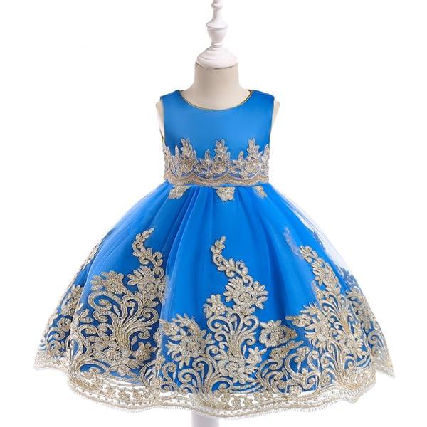 パーティー 宴会ドレス フォーマル 子どもドレス 女の子 子供服 ワンピース 刺繍 プリンセス 女の子 110 120 130 140 150cm コンクール 結婚式 ピアノ発表会 発表会