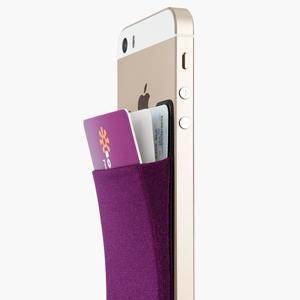 ポーチ スマホ 背面 カードホルダー カード入れ カードケース  シート クレジットカード IC カード 交通カードcard holder case card slot sleeve iPhone