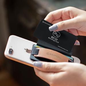 電波干渉防止 シート 交通カード クレジットカード レッド カードスロット カードケース カード入れ カードホルダー 電車改札口 定期券入れ 定期パス パスケース ストラップ 薄型 card RFID