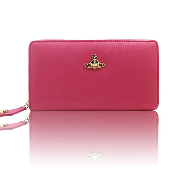498b2e24a276 Amazon | Vivienne Westwood ヴィヴィアン ウエストウッド 財布 55306 長 ...