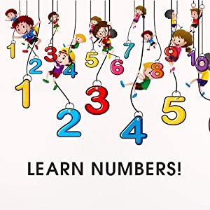 Learn Numbers!