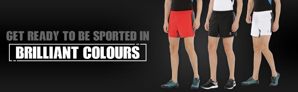 Azani Active Flex Shorts   Lightweight Running & Training Shorts