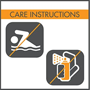 Care and safety instructions