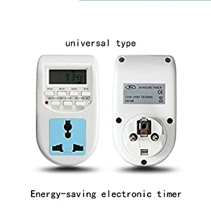 Digital Programmable Timer for Charging