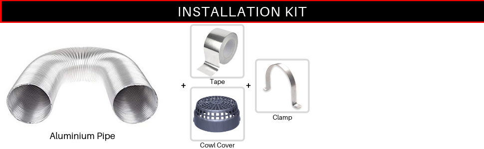 installation kit chimney