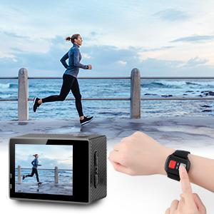 Wireless Remote Control Wristband