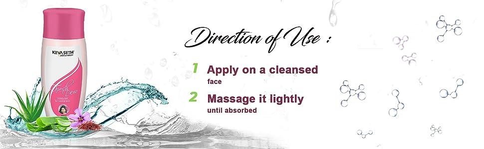 Fresh Dew Moisturizer for Normal Skin by Keya Seth Aromatherapy