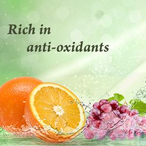 Aloe Vera Face Wash with Orange & Grapes