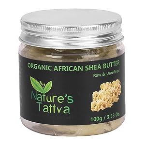 natures tattva organic shea butter in india