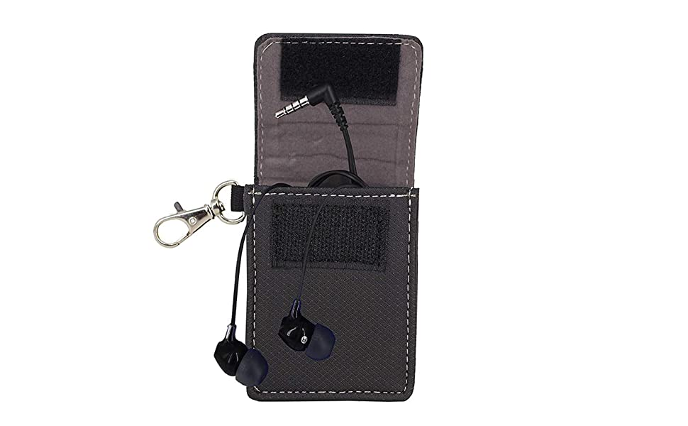 Pouch for Captcha Mini Digital MP3 Player