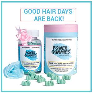 hair care biotin faster growth nail metabolism power gummies strong beautiful health beauty