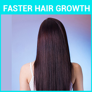 faster hair growth long shiny beautiful black hair volume boosts metabolism natural
