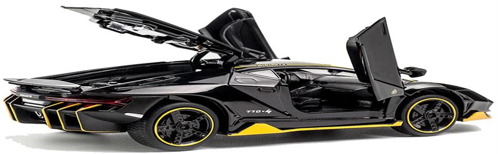 Lamborghini Centenario LP770-4 Toy Car