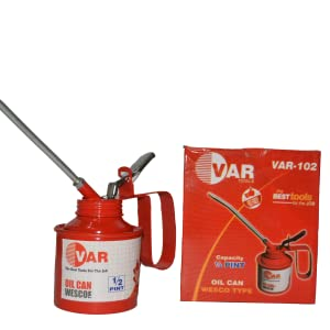 238 ml Oil Carrying Capacity