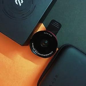 Wide angle no distortion Lens
