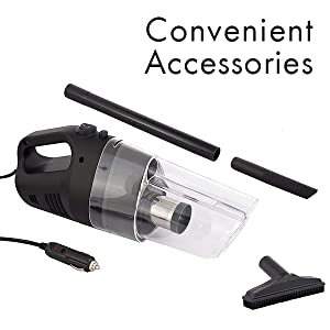 Convenient Accessories