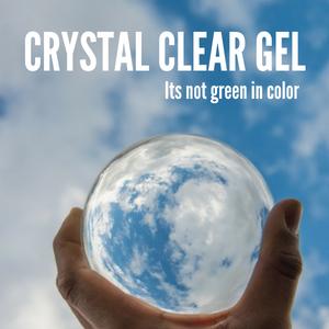 clear gel