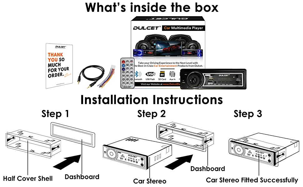 Whats Inside the Box