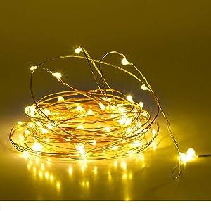 5M 16.5FT LED STRING LIGHT