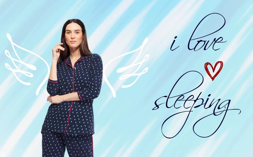 Women sleepwear And Nightwear