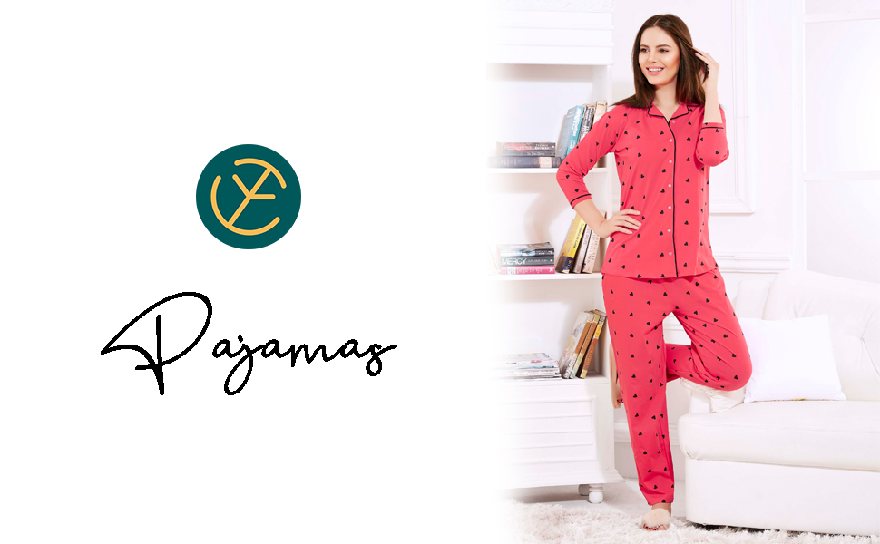 Women's Nightwear stylish | Night Suit Online | Night Dress for Women Cotton