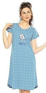 sleep dress for women