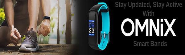 main banner image omnix p1 plus smart wrist watch band
