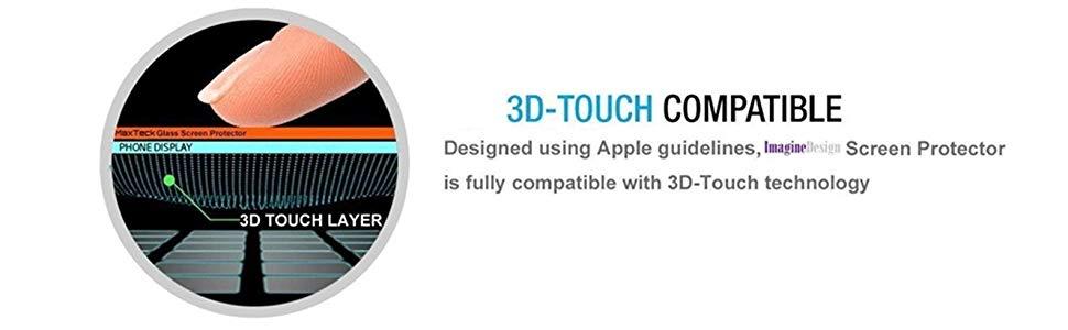 3D-TOUCH COMPATIBLE
