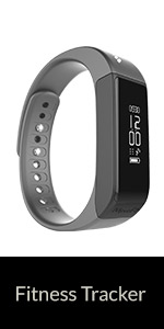 MevoFit Drive Fitness Band & Smart Watch : Smart-Watches with Fitness-Tracker-Bands for Men-&-Women