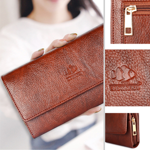 24d9078719cc The Clownfish Vegan Leather Wallets for Womens and Girls