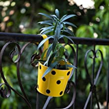 railing planter