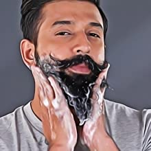 the real man, beard care, men grooming products,