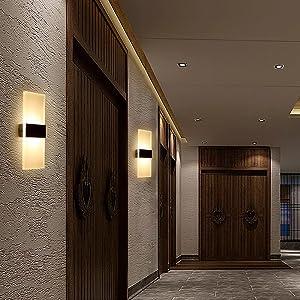 corridor wall led lamp