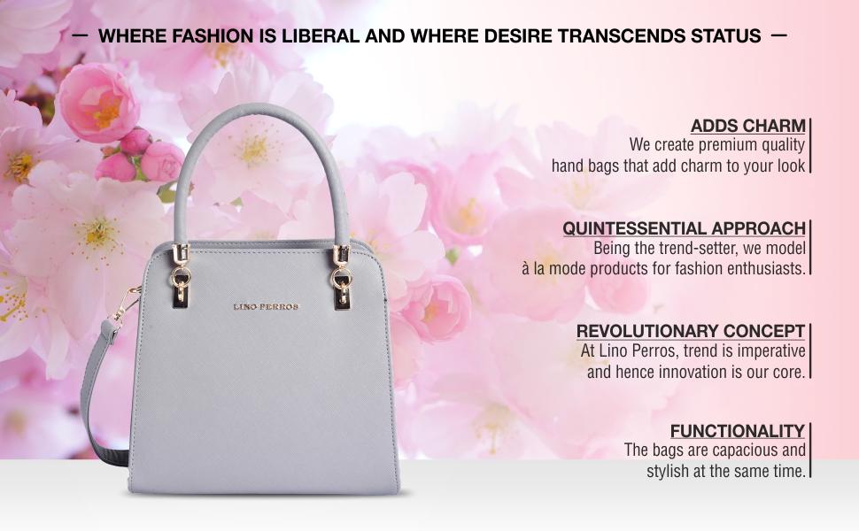 Lino Perros handbags fashion