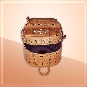 Diana Korr Women's Handbag (Brown) (DK62HBRW)