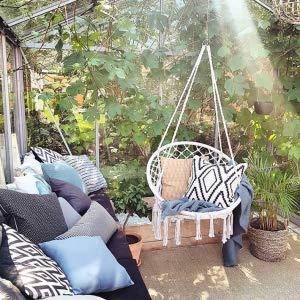 swing balcony