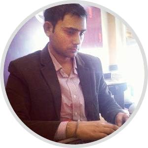 Mitresh, founder firstbud organics