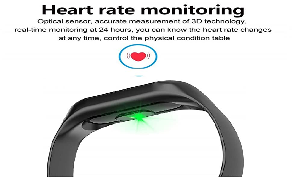 m3 band heart beat moniter fitness band activty band heart rate monitor