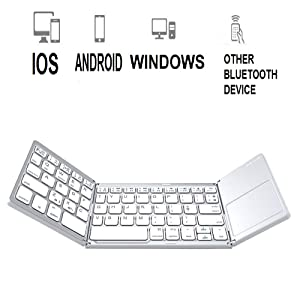 bluetooth keyboard touchpad,, wireless , wireless  computer best bluetooth mini