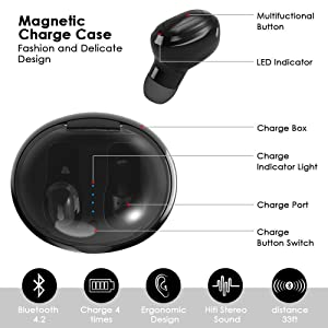 bluetooth wireless headphone untech head phone