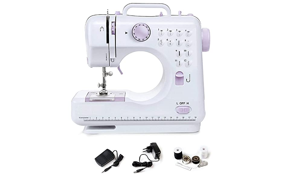 Multi Functional Electric Household Sewing Machine