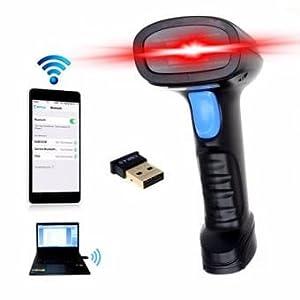 USB 1D 2D QR Code Barcode scanner 2