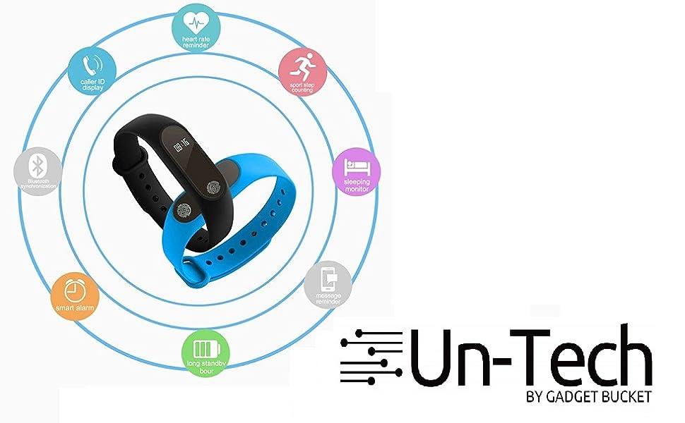 m2 band smart activity tracker,smart wristband,fitness band,smart bracelet