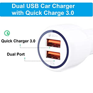 car charger, usb  phone ,mobile ,adapter, adapter usb, portable  fast charging,fast android