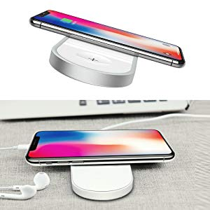 Untech wireless iphone charger iwatch charger