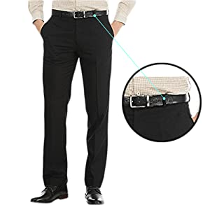 edcf35500c9 These trousers come with two slant side pockets which are adequately  spacious. They come in handy while storing handkerchiefs