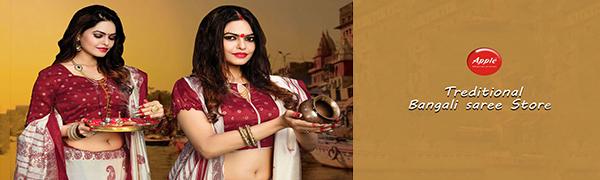 bengali durga pooja silk sarees for women festive collection