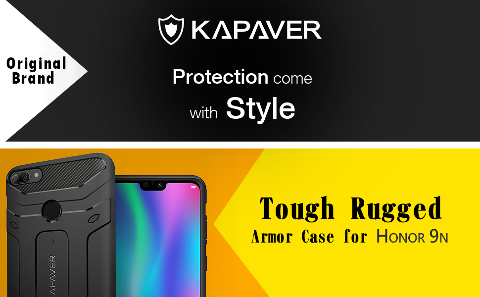 Rugged Case For Honor 9n